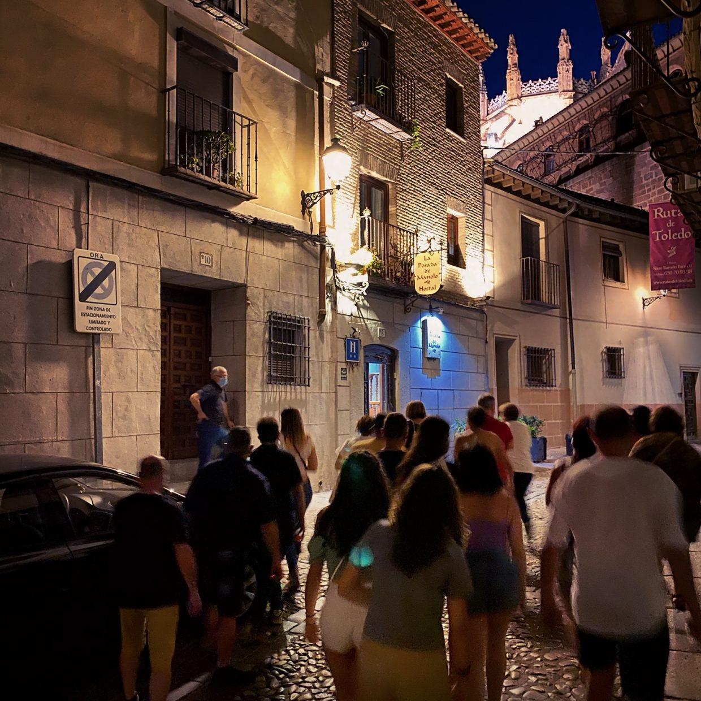 Visita guiada por Toledo con Rutas de Toledo