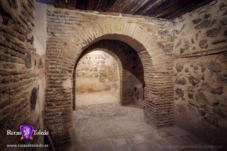 Subterráneo en la Judería de Toledo