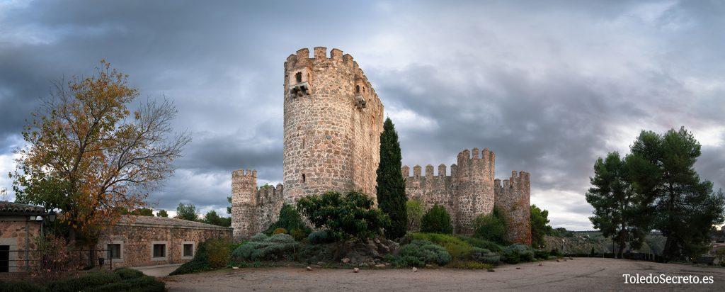 Panorámica del Castillo de San Servando por David Utrilla