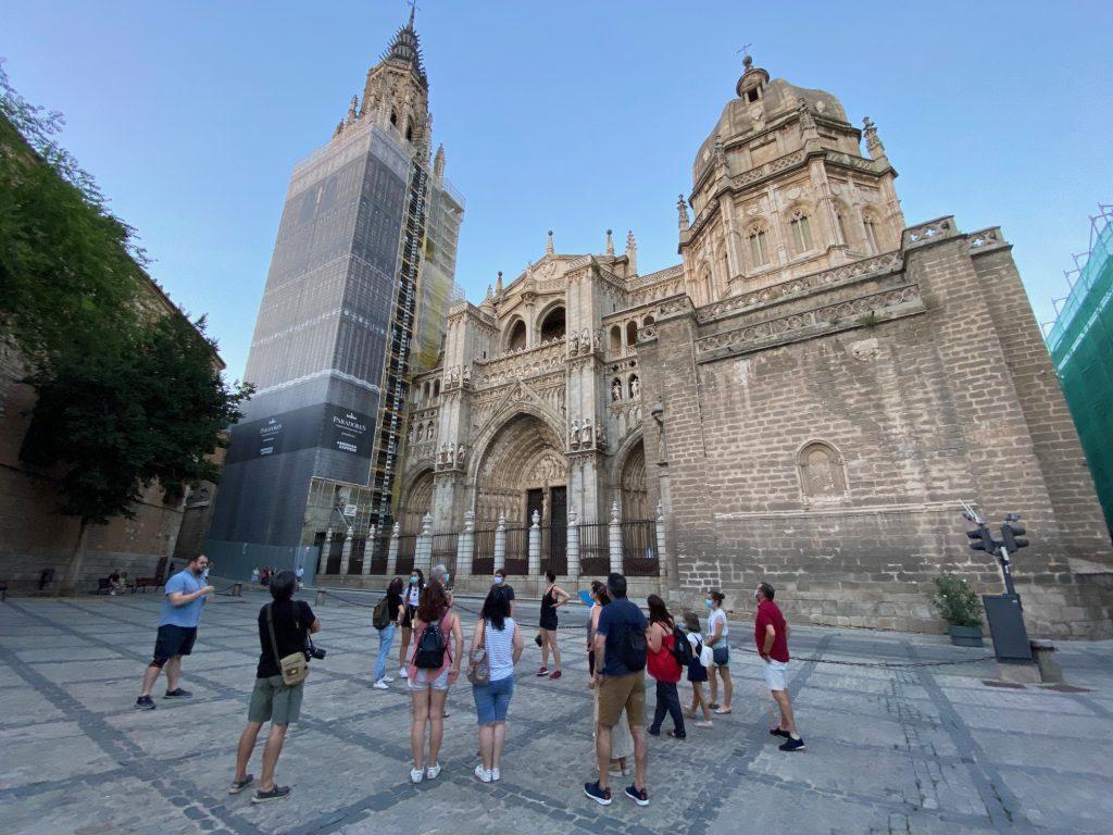 Visita guiada durante la nueva normalidad en Toledo con Rutas de Toledo.