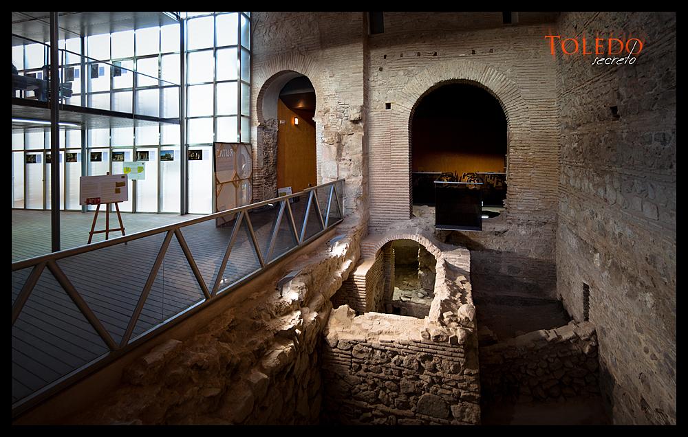 Cueva de Hércules, excavación arqueológica. Toledo.
