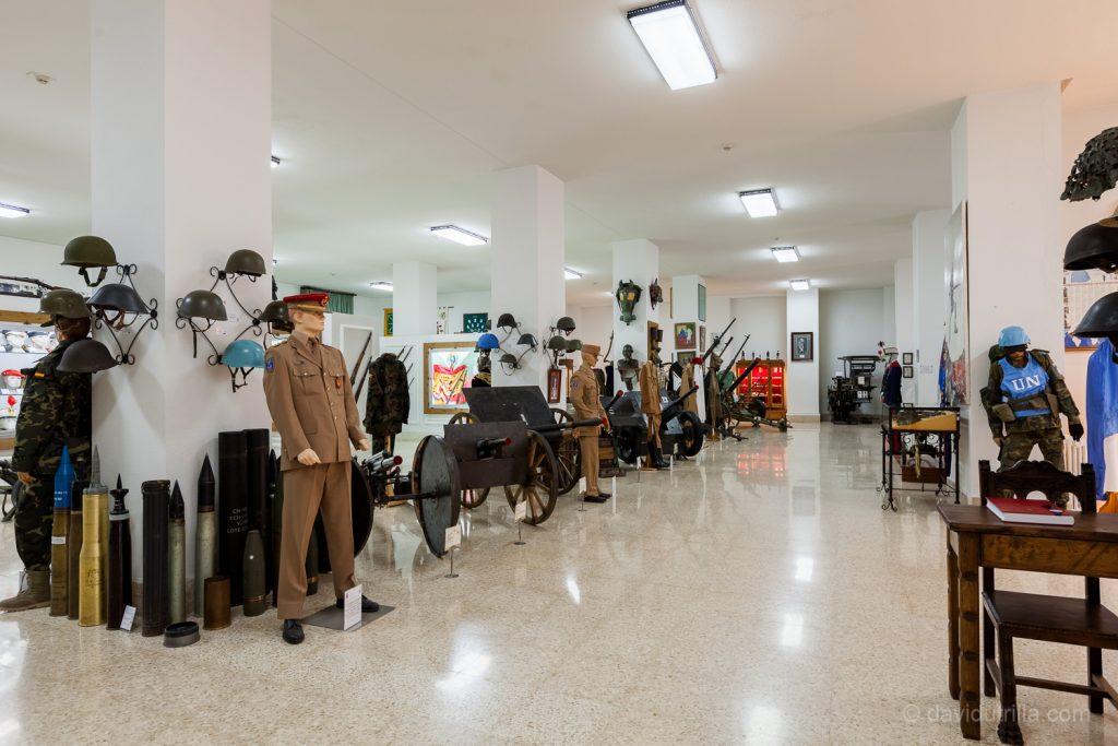 Museo de la Academia de Infantería de Toledo