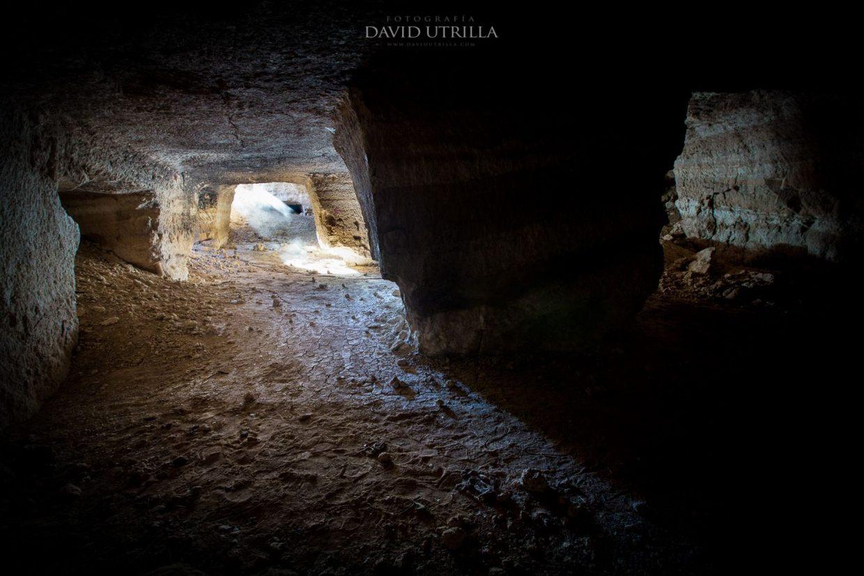 Cuevas de Higares o de Olihuelas, interior
