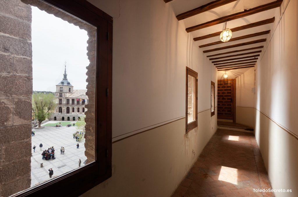 Pasadizo del Arco de Palacio, Toledo