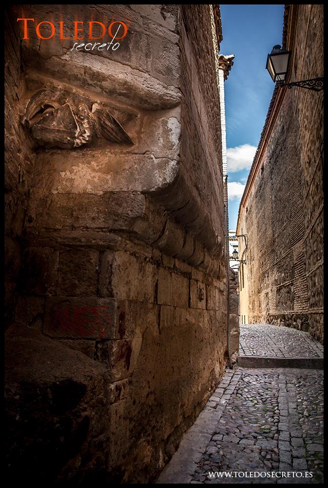 El otro Callejón de los Muertos, Toledo