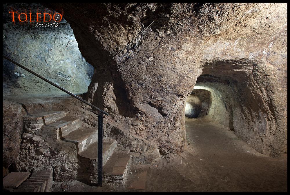 Cueva de la Casa del Duende, Toledo