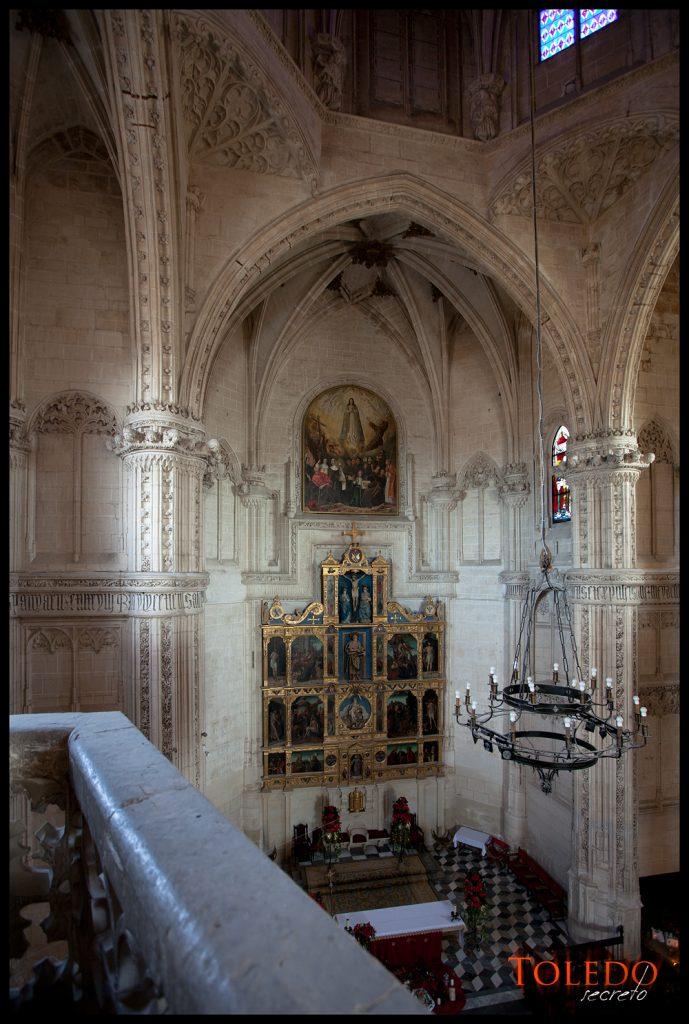 San Juan de los Reyes, Toledo