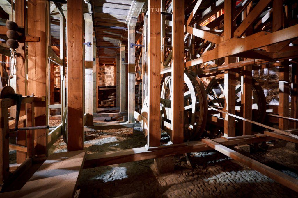 Interior del Teatro de Rojas en Toledo